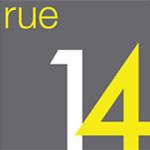 Rue 14 logo